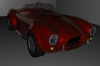 AC Cobra 3D Model Screenshot / Render