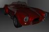 Audi TT Chassis 3D Model Screenshot / Render