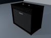 Amplifier 3D Model Screenshot / Render