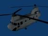 Chinook 3D Model Screenshot / Render