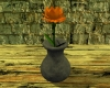 Flower in Vase 3D Model Screenshot / Render