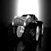 Monster Truck 3D Model Screenshot / Render