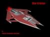 Star Cruiser 3D Model Screenshot / Render