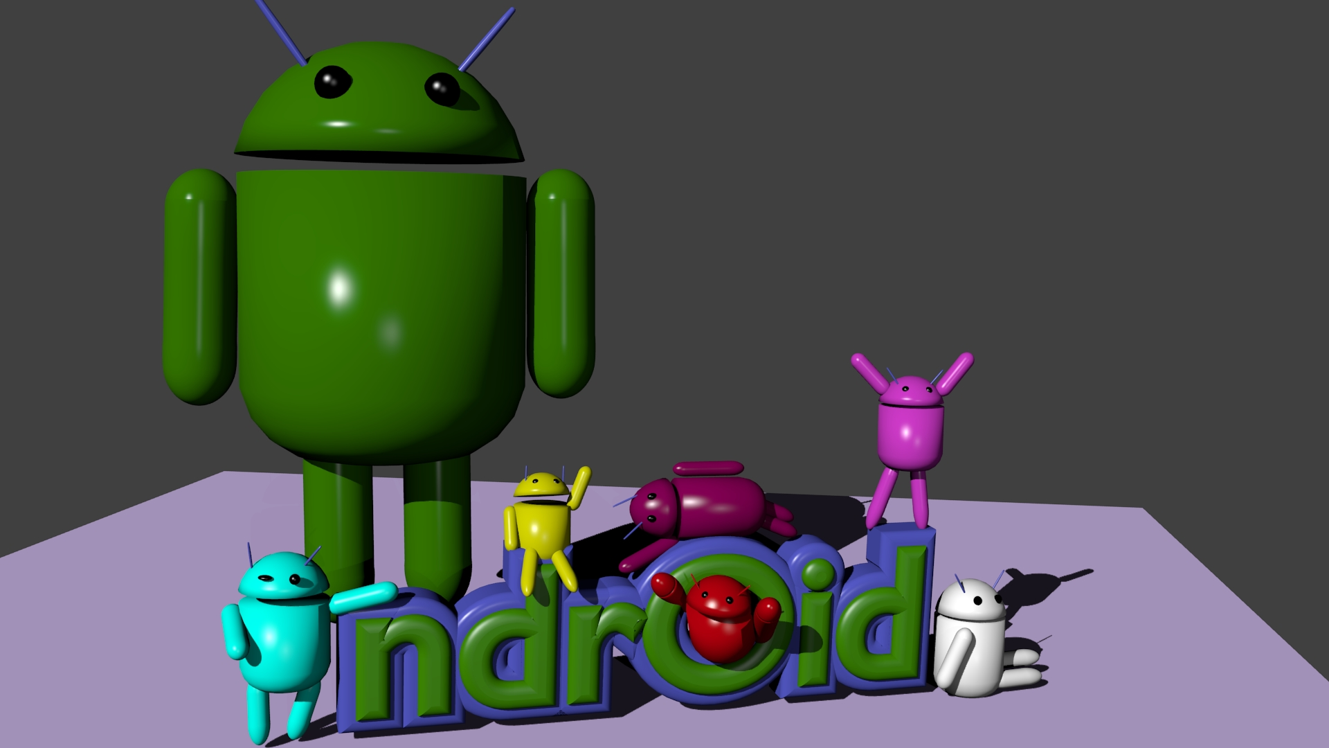 3d android download