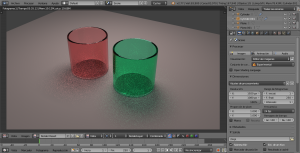 vasos 3D Model Screenshot / Render