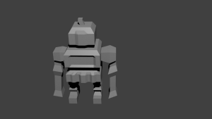 Golem4 3D Model Screenshot / Render