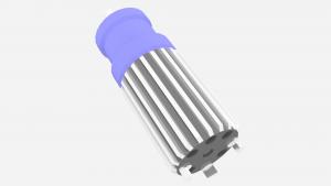 Mini AC 1215 EXTREME 3D Model Screenshot / Render