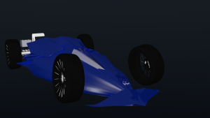 Rim Tyre 3D Model Screenshot / Render